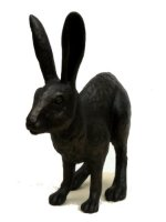 limited edition hare sculpture