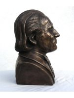 bronze dr who william hartnell