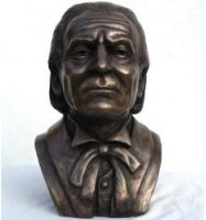 dr who bust Hartnell