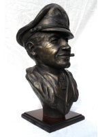 adolf galland bronze sculpture